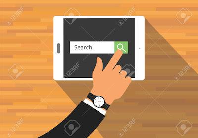 Cara Mudah Memasang Wigdet Costom Search Google di Blogspot