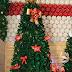 Árvore de Natal decorada 1,5mt (N0005)
