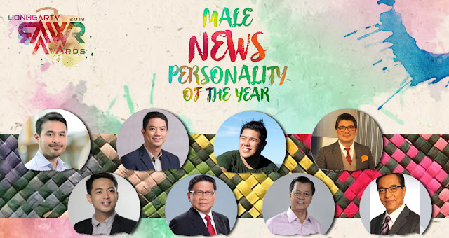 news personality of the year