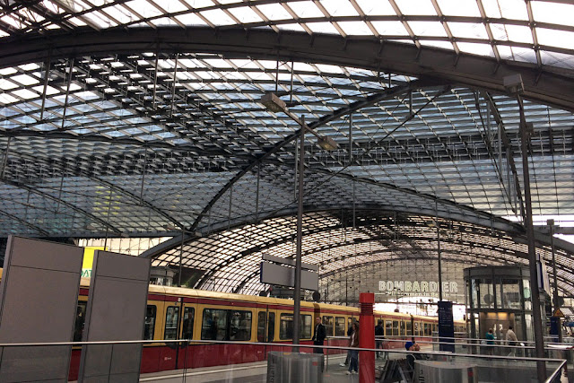 Hauptbonhof berlin