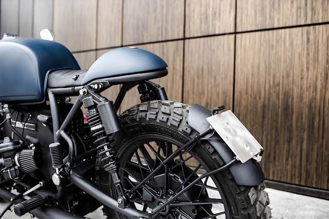 BMW R100 By Recast Moto Hell Kustom