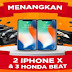Cara Dapat Koin Shopee Gratis, iPhone X Dan Motor Honda Beat