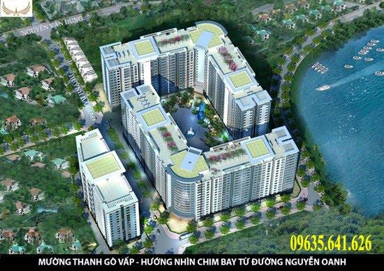 Tổng Quan dự án Mường Thanh Gò Vấp View Sông Vàm Thuật
