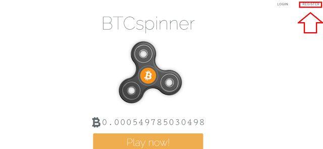 Cara Mendapatkan Banyak Bitcoin Dari BTCspiner.io