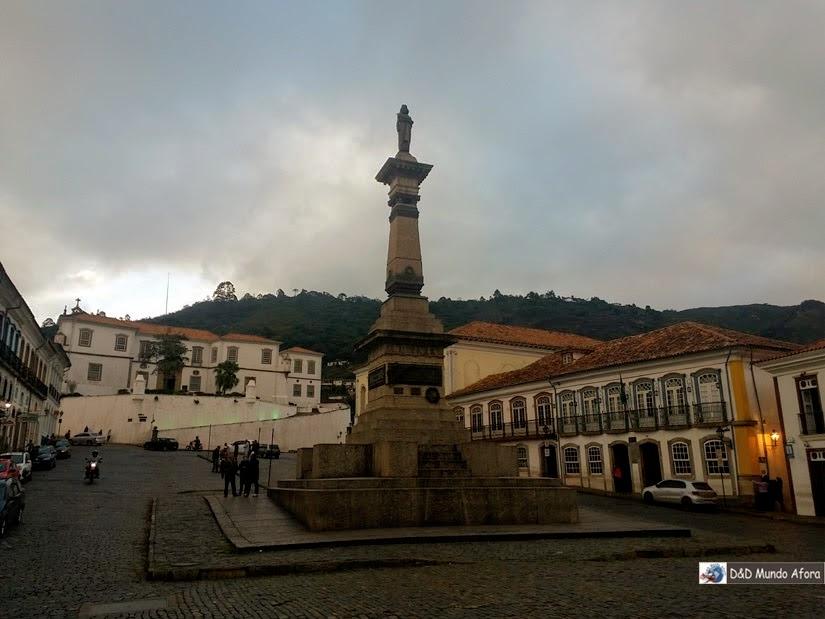 Museu de Ciência Técnica da Escola de Minas - O que fazer em Ouro Preto