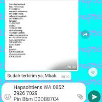 Jual Alat Mhca Tanah Bumbu Hub: Siti 0852 2926 7029 Distributor Agen Toko Cabang Stokis Tiens Syariah