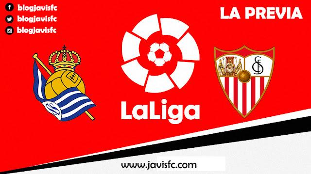 Previa Real Sociedad - Sevilla FC