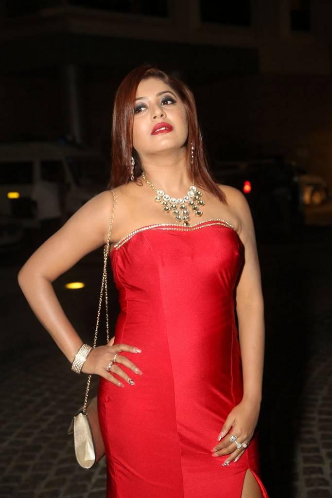 Sejal Mandavia At 64th JIO Filmfare Awards 2017 Stills