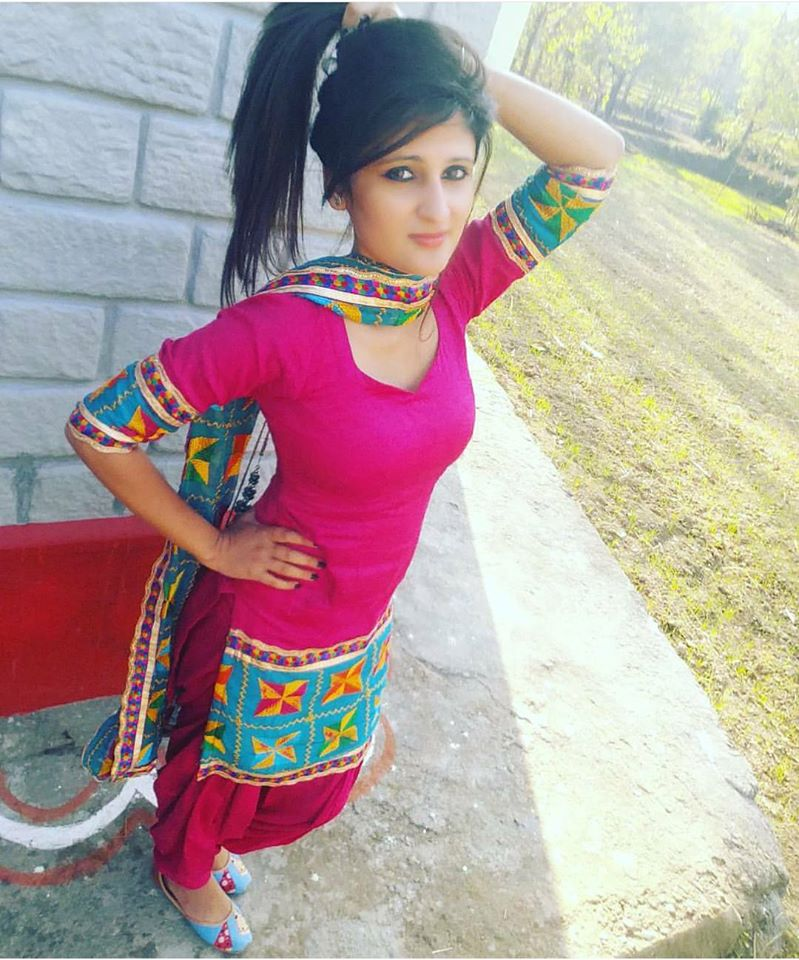 Punjabi hot anty