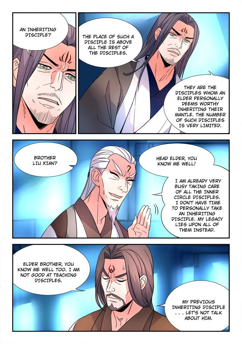 Spirit Blade Mountain - Chapter 26