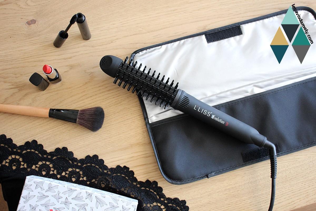 avis et test fer à lisser lissant bouclant brushing 3 en 1 Hairissime