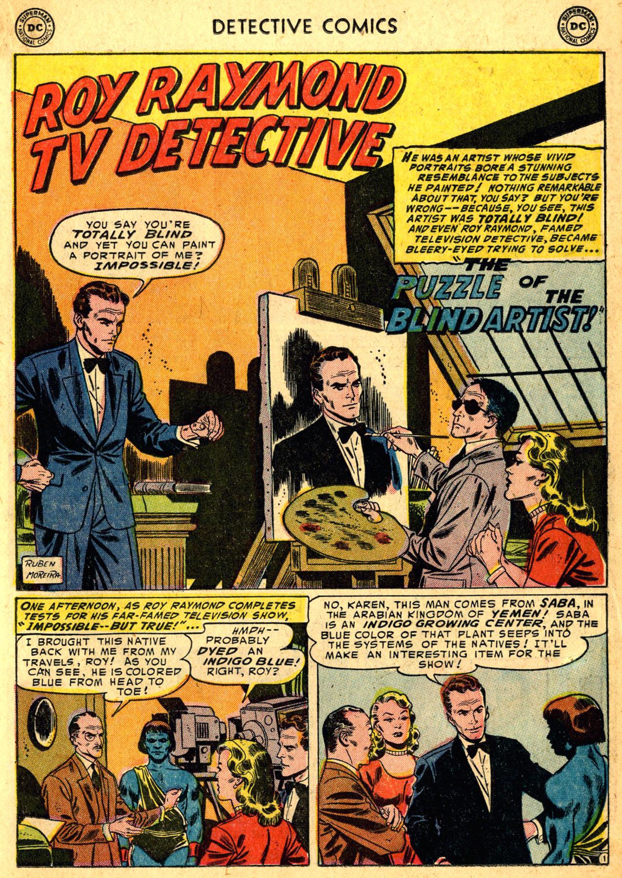 Read online Detective Comics (1937) comic -  Issue #205 - 17