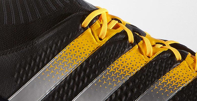 Black   Silver   Gold Next-Gen Adidas Ace 2016 Primeknit Boots Released bbd9ea485d