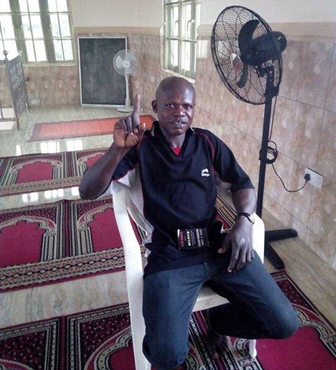 Igbo Man Converts To Islam:See Reactions From Nigerians Online Users  Photos )