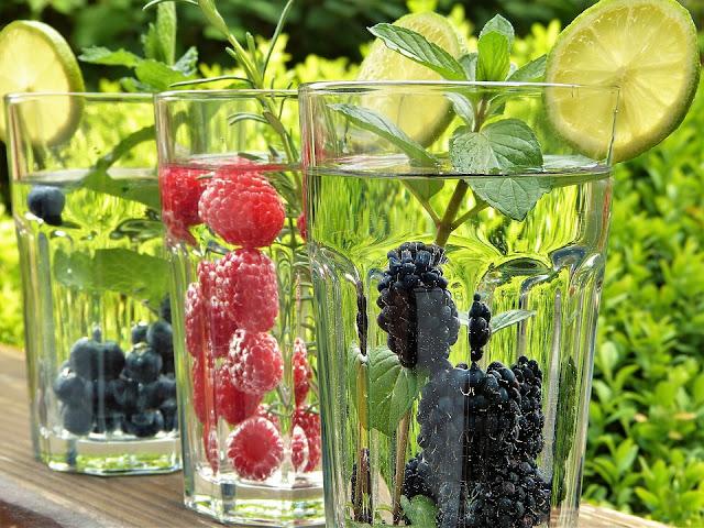 acqua aromatizzate idea estiva