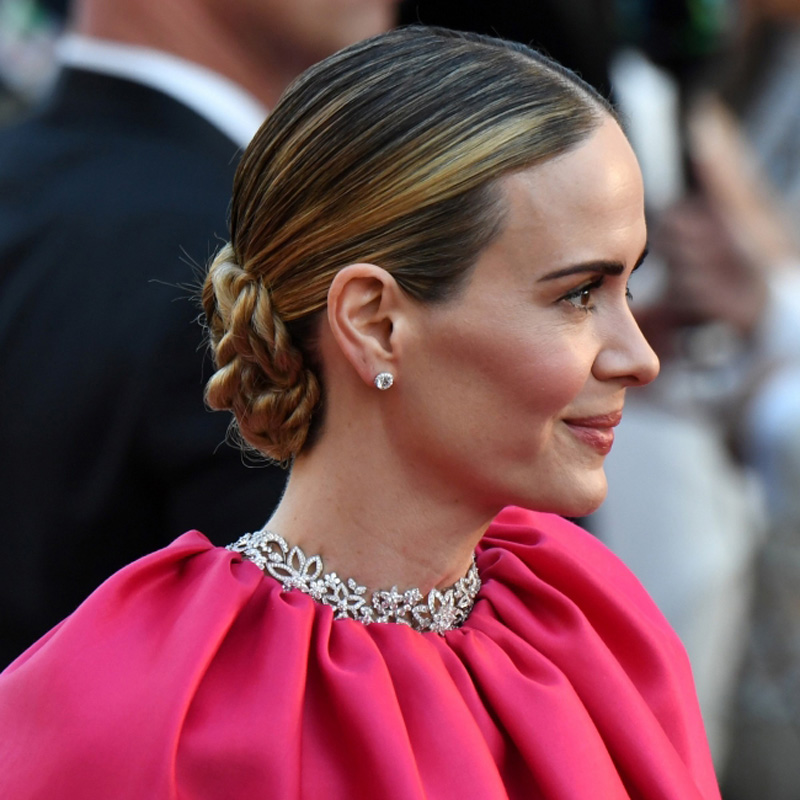 The 2019 Oscars Hairstyles You Have to See From the Back