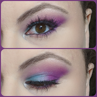 Cotton Candy Fantasy Tutorial