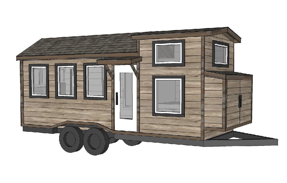 Mini case su ruote | Blog di arredamento e interni ...