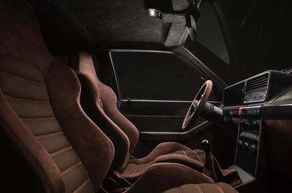 Lancia Delta Integrale Futurista 2019