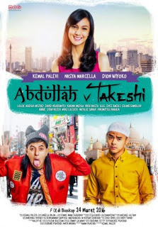 Download Film Indonesia Abdullah V Takeshi (2016) WEB DL