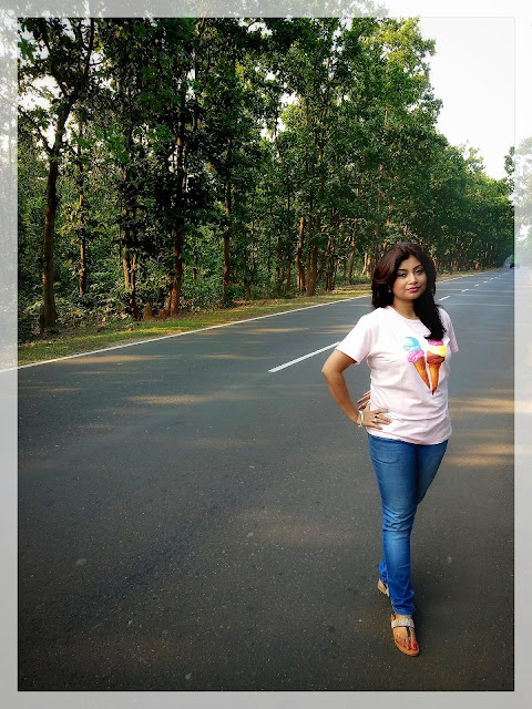 Back To Basic ft. PrintOctopus tee | OOTD