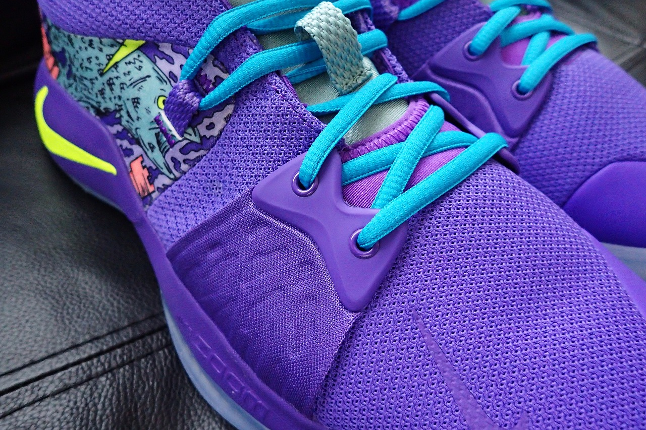 brand new 89533 44755 NIKE PG 2 EP   PERFORMANCE REVIEW   UPPER