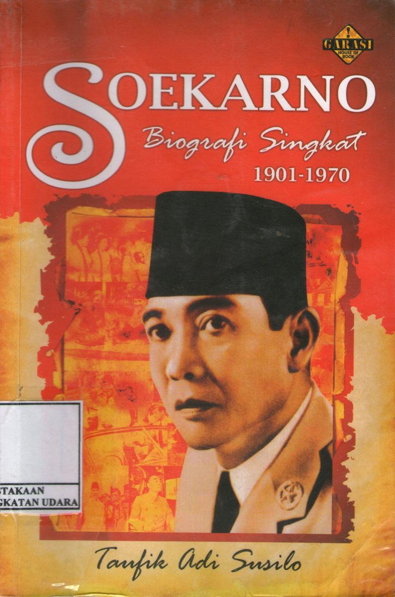 Resensi Buku Soekarno Biografi Singkat 1901 1970 Maria Steffi Noviana