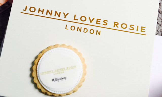 Johnny Loves Rosie Blogger Breakfast #JLSGirlGang delicious biscuit