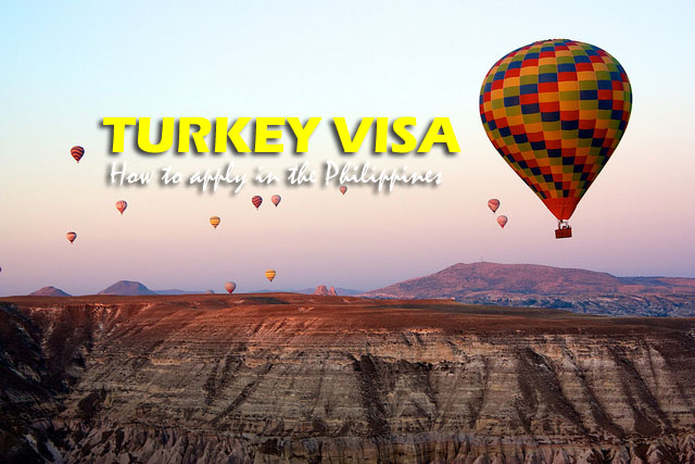How To Apply For A Turkey Transit And Tourist Visa In The Philippines Escape Manila
