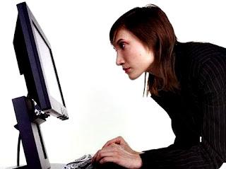 Pasar mucho tiempo frente a computador malo para salud