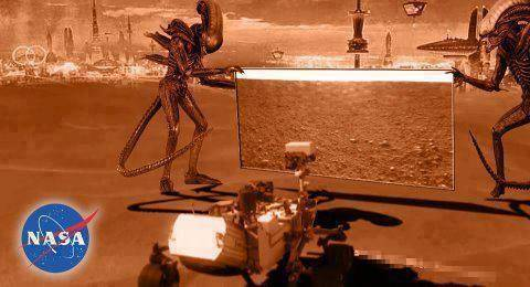 directions to mars funny - photo #8