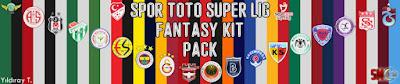 PES 2016 Spor Toto Super Lig Fantasy Kitpack by Yıldıray T