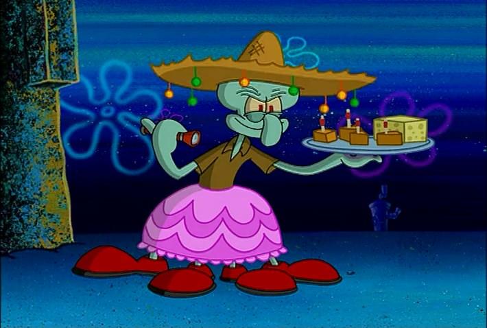 SpongeBob Season 3 Episode 17B - The Camping Episode SD 480p Dub Indo