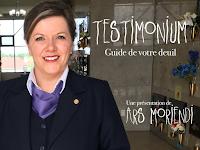Testimonium: Guide de votre deuil