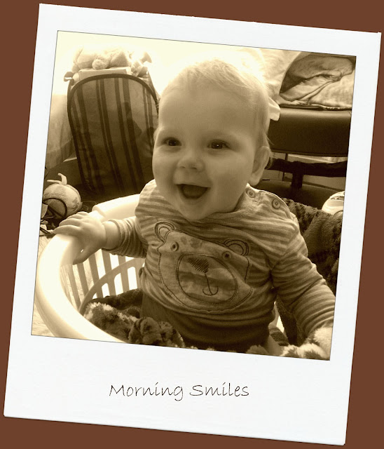 morning smile, baby smile, snaphappybritmums