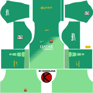 d433edd0a03 Barcelona Kits 2014 2015 - Dream League Soccer - Kuchalana