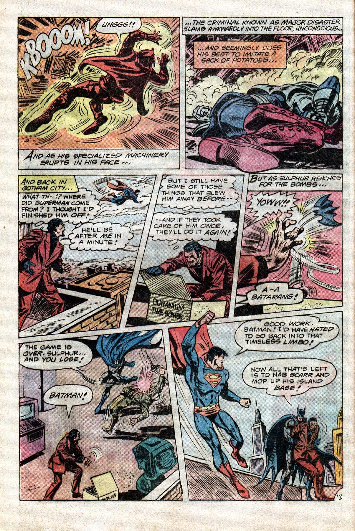 Read online World's Finest Comics comic -  Issue #281 - 14