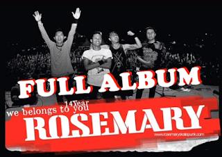 Download Lagu Mp3 Terbaik Rosemary Full Album Lengkap