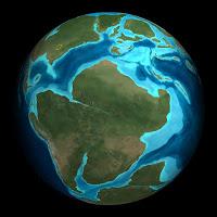 ricerca scolastica sulla nascita della terra