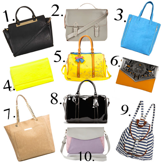 10 Best: Bag The Look! Best Back to School Bags!