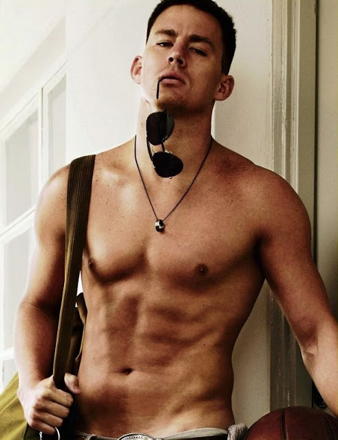FAB Entertainment News: Channing Tatum is the Sexiest Man