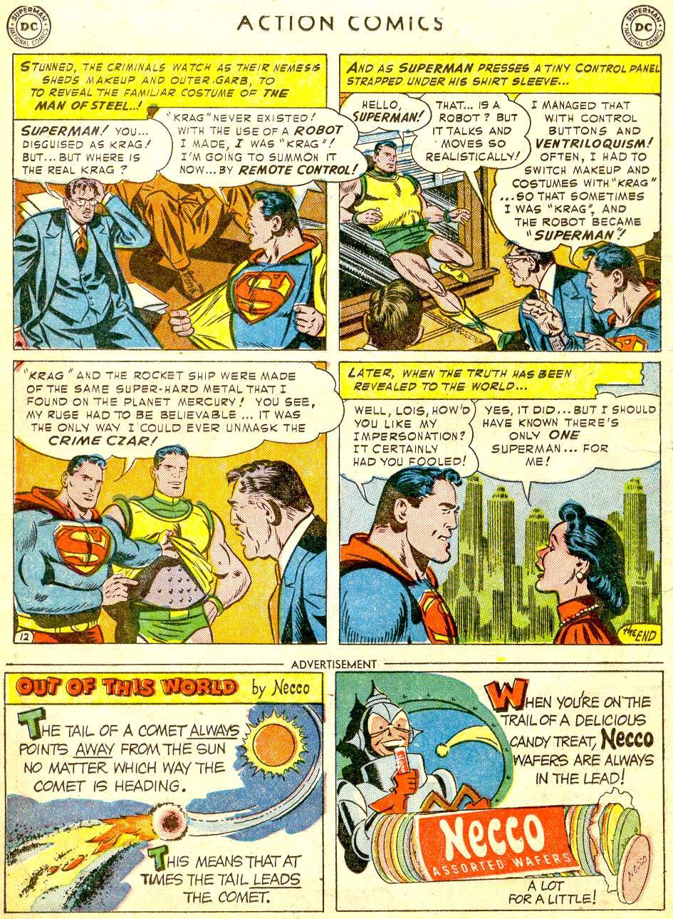 Read online Action Comics (1938) comic -  Issue #165 - 14