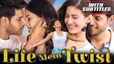 Life Mein Twist 2020 Hindi Dubbed WEBRip 480p 300Mb x264