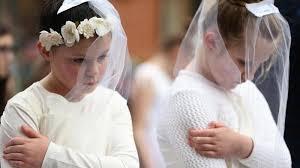زواج اللاجئات السوريات القاصرات