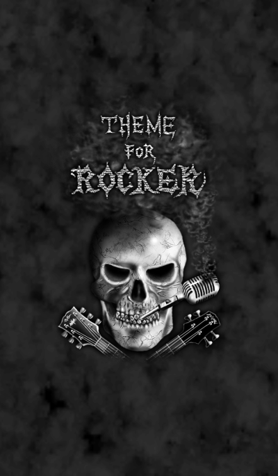 NEW! THEME FOR ROCKER
