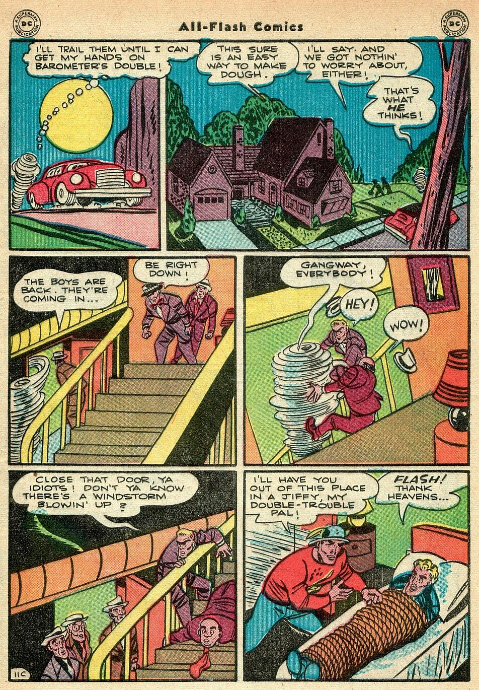 Read online All-Flash comic -  Issue #25 - 46