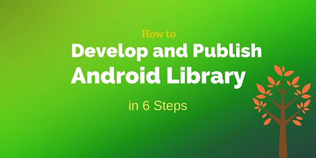 How to develop and punish android open source library