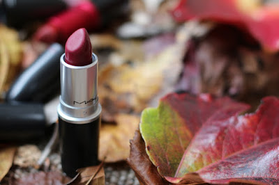 MAC D for Danger - MAC Autumn Lipsticks, G Beauty