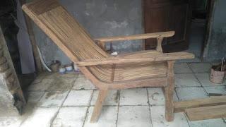 Dijual Bangku Jati Lawas