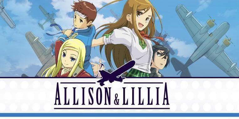 جميع حلقات انمي Allison to Lillia مترجم (تحميل + مشاهدة مباشرة)